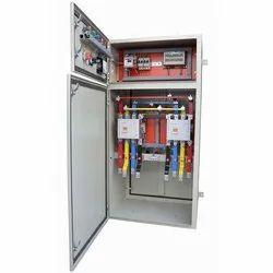 CRCA Steel Three Phase Amf Panel, IP Rating: IP54