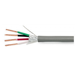 PTFE Insulated Shielded Thermocouple Wire