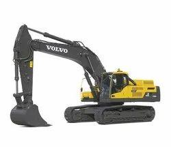 Volvo EC380D Crawler Excavator, 38 ton, 292 hp
