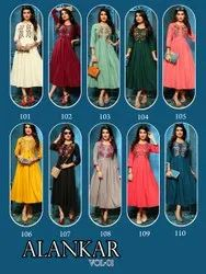 Ladies Fancy Kurta