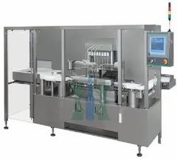Injectable Ampoule Sealing Machine