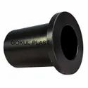 Gokul Hdpe Long Collar, Thickness: 10mm, Size/dimension: 20mm To 630mm