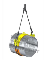 MS Panchal Pipeline Pipe Lifting Choker Belt