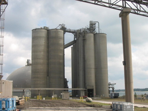 Industrial Cement Silos | Indotex Equipments | Manufacturer in Narol