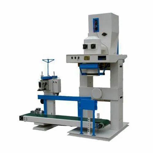 Semi Automatic Grain Packing Machine