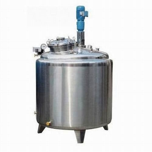 Automatic 10-15 bar Stainless Steel Reaction Vessels, Capacity: 20-100 L
