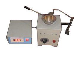 Manual Digital Flash &Amp; Fire Point Test Apparatus