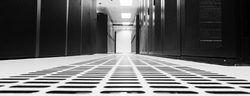 Server Room False Flooring Service