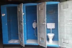 FRP Public Toilet