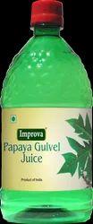 Papaya Gulvel Juice