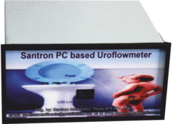 Santron PC Based Uroflowmeter ( Uroflowmetry system)