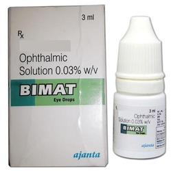 Allopathic Bimat Eye Drops, For Clinical , 3ml