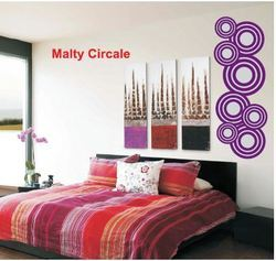 Big Stencils  Multy Circle