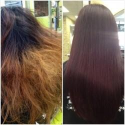 Smoothing Hair Treatment Services