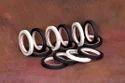 White/Black Cotton Cloth tapes Motihari