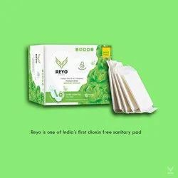 Non Itching Sanitary Napkin