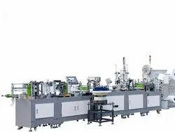 Fully Automatic Nose Pin Attached N95 Face Mask Making Machine