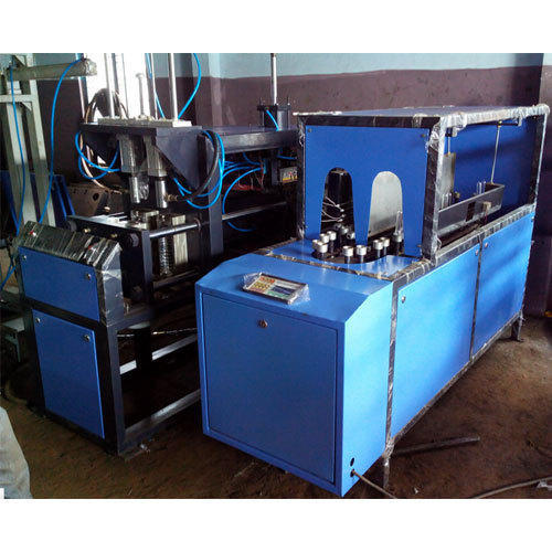 Semi Auto PET Blowing Machines