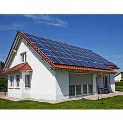 On Grid Rooftop Solar Panel