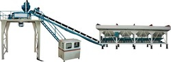 Batch Type Batching Plant
