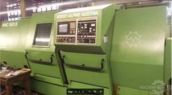 Voest Alpine Wnc 500 Cnc Turning Machine