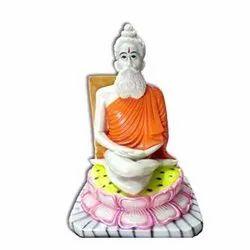 Marble Loknath Baba Statue