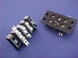 Barrier Terminal Block 9.5mm Pitch
