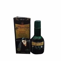Natural Theoveda Hair Oil, Packaging Type: Bottle, Packaging Size: 100 Ml