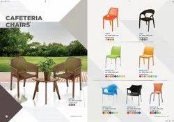 Nilkamal Cafeteria Chair