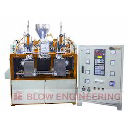HDPE Blow Molding Machine
