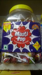 Flavoured Lollypop