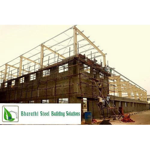 Bharathi Steel Building Solutions Chennai Manufacturer Of