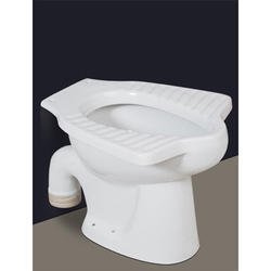 Toyera Closed Front Anglo S Trap Toilet Seat, Packaging Type: Carton Packaging, Size/Dimension: 640 X 360 X 830 Mm