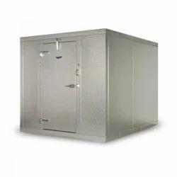 Blue star PPGI and PCGI Commercial Walk In Freezer, Capacity: 500 L
