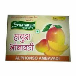 Alphonso Ambavadi Mango Papad
