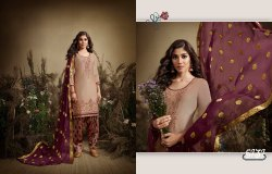 India Attires Cotton Designer Patiala Suits For Party Wear, Dry clean