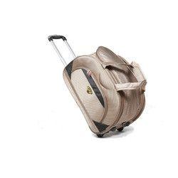 Two Wheel Duffle Trolley Bag