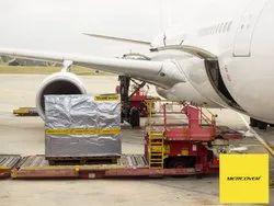 Aluminum Foil Thermal Pallet Cover for Temperature Control