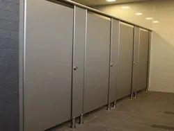 Aluminium Series 1001 Toilet Cubicle