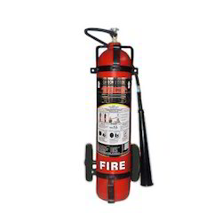 22.5 Kg Trolley Mounted Fire Extinguishers