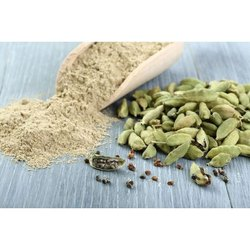 Packet Cardamom Powder, Packaging Size: 1 kg to 25 Kg