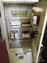Jute Loom Machine Control Panel