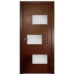 Metal Wooden Single Doors, Thickness: 40 - 45mm