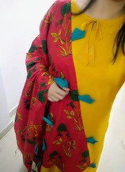 KURTIS WITH DUPATTA