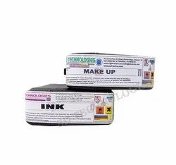 Video Jet  Printer Inks & Video Jet  Makeups 600 Ml Black