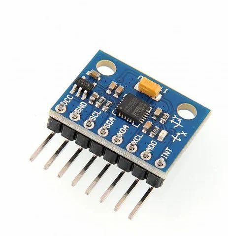 Gy 521 Mpu6050 Accelerometer And Gyroscope Sensor