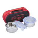 Air Tight SS Lunch Box