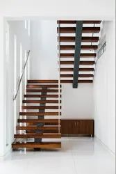 House & Banglows  Mild Steel Staircase