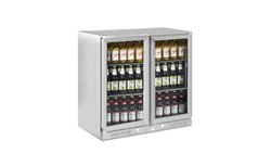 SS Back Bar Cooler