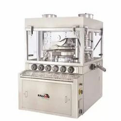 Double Sided Rotary Tablet Compression Machine